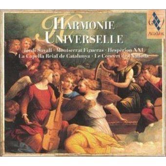 Harmonie Universelle - CD