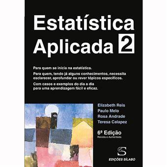 Estatística Aplicada Livro 2 - 6º Edição