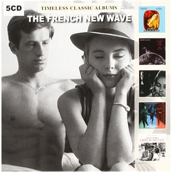BSO The French New Wave - 5CD