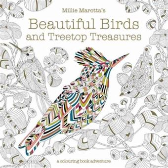 Millie marotta's beautiful birds an