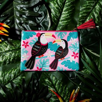 Bolsa Pochet Do Art - Tucano Tiki