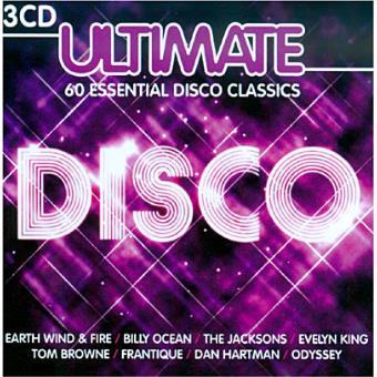 Ultimate Disco Classics (3CD)