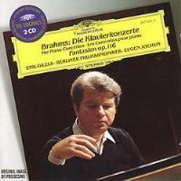 Brahms: Concertos Para Piano nº 1 e 2