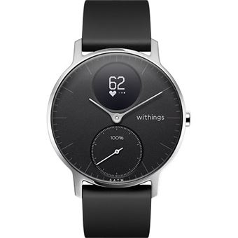 Monitor Atividade Withings Steel HR 36mm - Preto