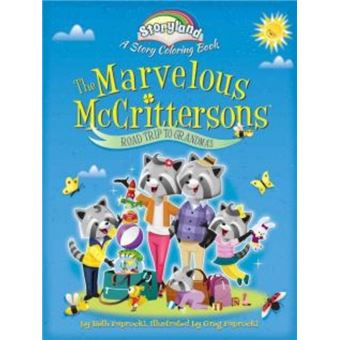 Storyland: the marvelous mccritters