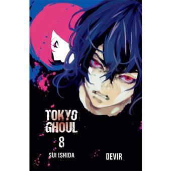 Tokyo Ghoul - Livro 8
