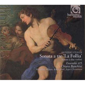 Sonate a Tre La Follia - CD