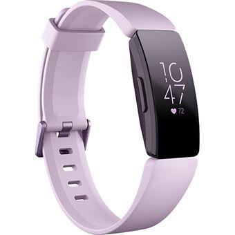 Pulseira de Atividade Fitbit Inspire HR - Lilás