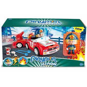 Pinypon Super Veículos de Ação dos Bombeiros - Famosa