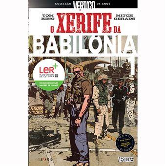 O Xerife da Babilónia - Livro 1:  Bang Bang Bang