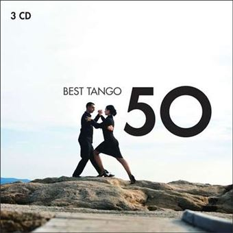50 Best Tango - 3CD