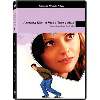 A Vida e Tudo Mais - DVD