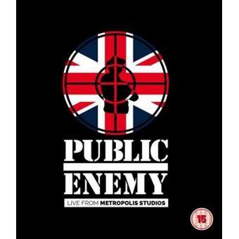 Public Enemy: Live From Metropolis Studios 2014