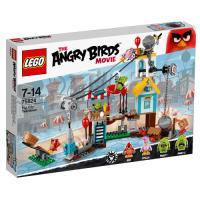 LEGO Angry Birds 75824 Demolição da Cidade dos Porcos