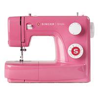 Máquina de Costura Singer Simple 3223 - Cor de Rosa