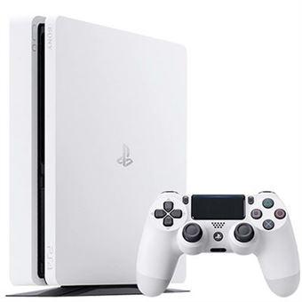 Consola Sony PS4 Slim - 500GB - Branco