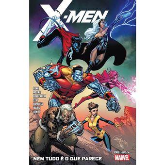 X Men - Livro 3: Nem Tudo é o que Parece