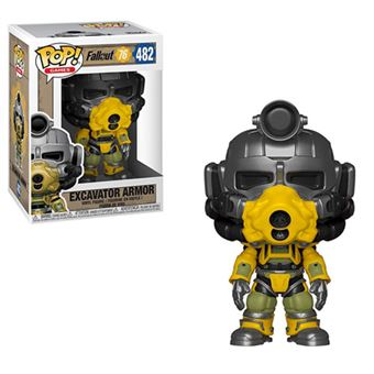 Funko Pop! Fallout 76: Excavator Armor - 482