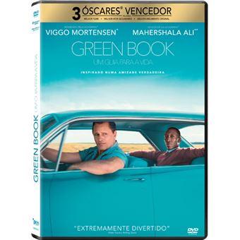Green Book: Um Guia para a Vida - DVD