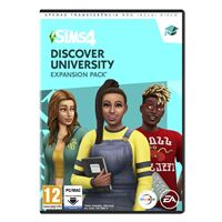 The Sims 4 Discover University - Code in a Box - PC