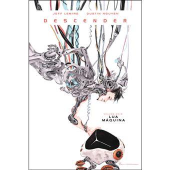 Descender - Livro 2: Lua Máquina