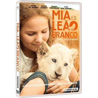 Mia e o Leão Branco - DVD
