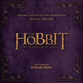 BSO The Hobbit - The Desolation of Smaug (Deluxe Edition 2CD)