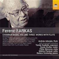 Farkas: Chamber Music Vol 3