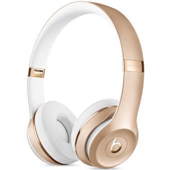 Auscultadores Wireless Beats Solo3 - Dourado