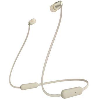Auriculares Bluetooth Sony WI-C310 - Dourado