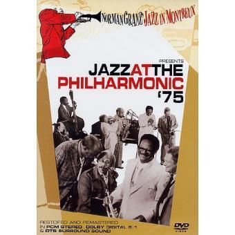 JAZZ AT THE PHILHARMONIC (DVD)