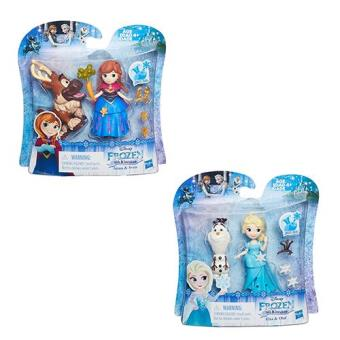 Mini Frozen com Amiguitos (Sortido)