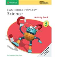 Cambridge primary science stage 3 a
