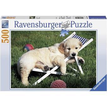 Puzzle Golden Retriever (500 peças)