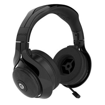 Gioteck FL300 Auscultadores Stereo c/ Fio e Altifalantes Bluetooth (Black) PS4