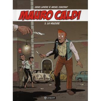 Mauro Caldi Vol 3 La Voleuse