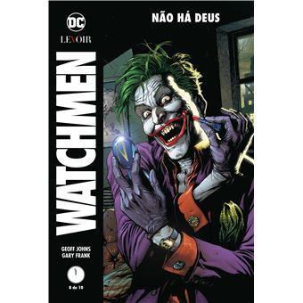 Coleção Watchmen: Doomsday Clock - Livro 8: Não Há Deus