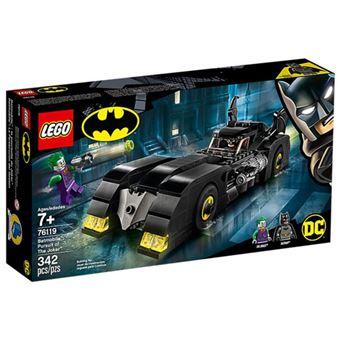 LEGO DC Comics Super Heroes 76119 Batmobile Perseguição do Joker