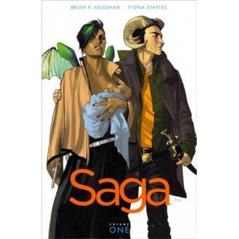Saga - Book 1