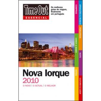 Nova Iorque - Guia Essencial Time Out