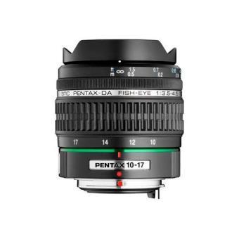 Pentax Objetiva DA 10-17mm FishEye f/3.5-4.5 ED (IF)