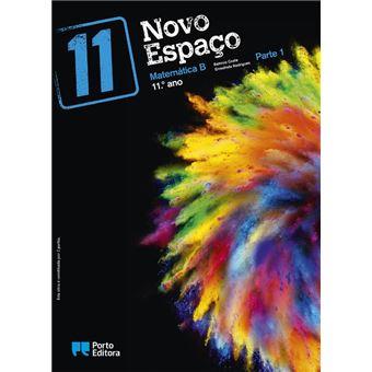 Novo Espaço Matemática B 11º Ano - Manual do Aluno