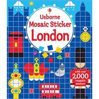 Mosaic sticker london