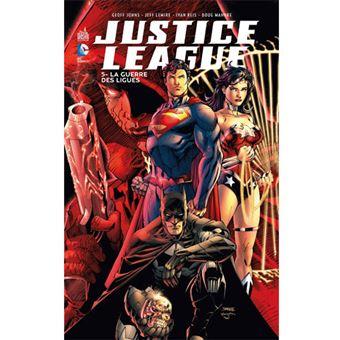 Justice League - Book 5