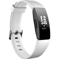 Pulseira de Atividade Fitbit Inspire HR - Preto | Branco