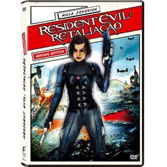 Resident Evil - Retaliação (Heroes Edition)