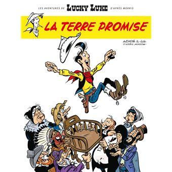 Les Aventures de Lucky Luke d'après Morris - Tome 7 - La Terre Promise