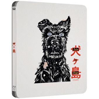Ilha dos Cães - Edição Steelbook - Blu-ray