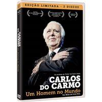 Carlos do Carmo: Um Homem no Mundo - Edição Limitada - 2DVD