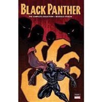 Black panther by reginald hudlin: t